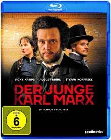 Der junge Karl Marx (Blu-ray), Blu-ray Disc
