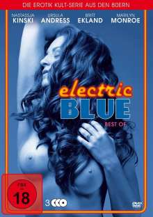 Electric Blue - Best of, 3 DVDs
