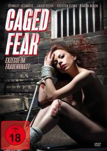 Caged Fear, DVD