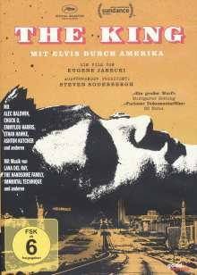 The King - Mit Elvis durch Amerika, DVD