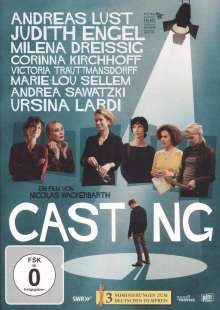 Casting, DVD