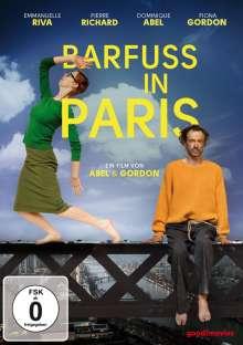 Barfuss in Paris, DVD