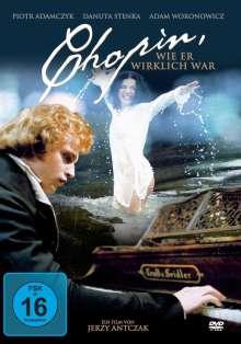 """Chopin, wie er wirklich war (auch bekannt unter """"Chopin - Sehnsucht nach Liebe""""), DVD"""