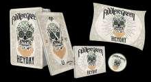 Fiddler's Green: Heyday (Limited-Edition Fanbox), 2 CDs und 1 Merchandise