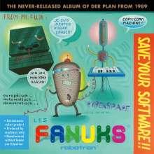 Der Plan: Save Your Software, CD