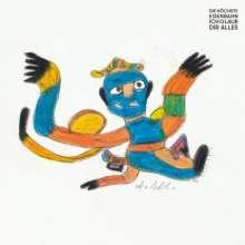 """Die Höchste Eisenbahn: Ich glaub dir alles (Limited Numbered Edition) (Orange Vinyl) (+ Stoffbeutel) (Exklusiv für jpc!), 1 LP, 1 Single 10"""" und 1 CD"""
