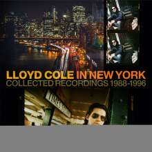 Lloyd Cole: In New York: Collected Recordings 1988-1996 (Limited Numbered Edition), 7 LPs