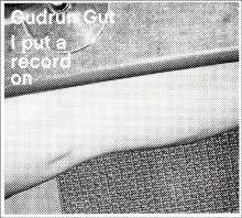 Gudrun Gut: I Put A Record On, CD