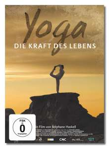 Yoga - Die Kraft des Lebens (OmU), DVD