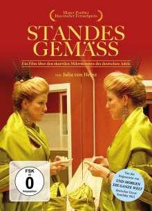 Standesgemäss, DVD