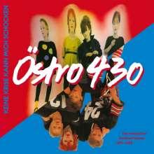 Östro 430: Keine Krise kann mich schocken - Die kompletten Studioaufnahmen 1981-1983, 2 LPs