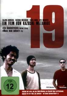 19 (OmU), DVD