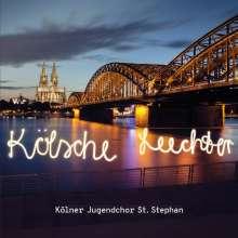 Kölner Jugendchor St. Stephan: Kölsche Leechter, CD