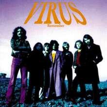 Virus (Krautrock): Remember - Live, CD