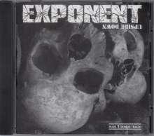 Exponent (Krautrock): Upside Down, CD