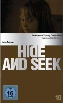 Hide and Seek - Du kannst dich nicht verstecken (SZ-Cinemathek Traum und Wirklichkeit), DVD