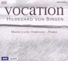 Marie-Luise Hinrichs - Vocation (nach Hildegard von Bingen), CD