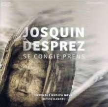 "Josquin Desprez (1440-1521): Chansons - Se Congie Prens"", CD"