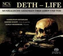 Deth-Life - Musikalische Gedanken über Leben und Tod, Super Audio CD