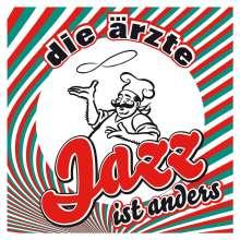 Die Ärzte: Jazz ist anders, CD