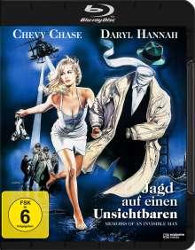 Jagd auf einen Unsichtbaren (Blu-ray), Blu-ray Disc