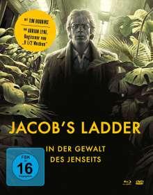 Jacob's Ladder (1990) (Blu-ray & DVD im Mediabook), 1 Blu-ray Disc und 1 DVD