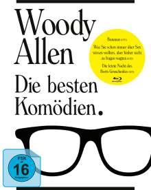 Woody Allen - Die besten Komödien (3 Filme) (Blu-ray), 3 Blu-ray Discs