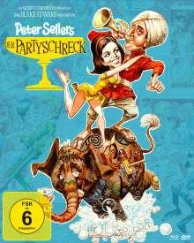 Der Partyschreck (Special Edition) (Blu-ray & DVD), 1 Blu-ray Disc und 2 DVDs