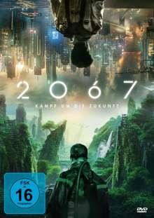 2067 - Kampf um die Zukunft, DVD