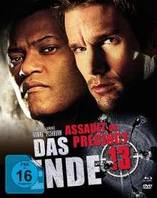 Das Ende - Assault on Precinct 13 (Blu-ray im Mediabook), 2 Blu-ray Discs