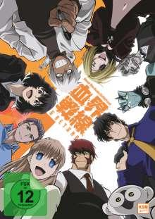 Blood Blockade Battlefront Staffel 2 Vol. 3, DVD
