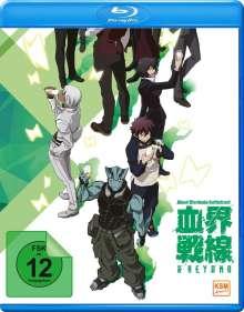 Blood Blockade Battlefront Staffel 2 Vol. 2 (Blu-ray), Blu-ray Disc
