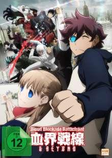 Blood Blockade Battlefront Staffel 2 Vol. 1 (inkl. Sammelschuber), DVD