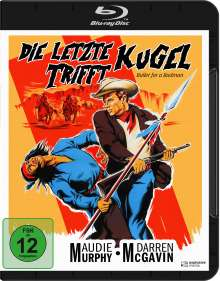 Die letzte Kugel trifft (Blu-ray), Blu-ray Disc