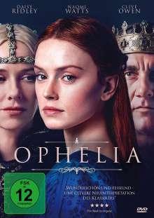 Ophelia, DVD