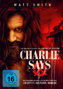 Charlie Says, DVD