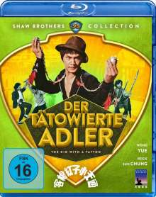 Der tätowierte Adler (Blu-ray), Blu-ray Disc
