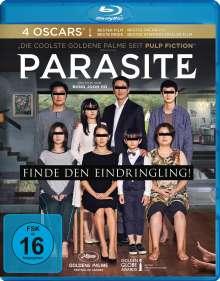 Parasite (Blu-ray), Blu-ray Disc