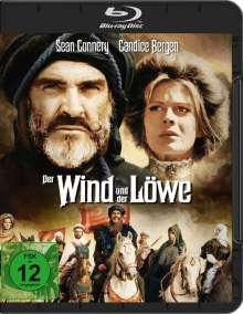 Der Wind und der Löwe (Blu-ray), Blu-ray Disc