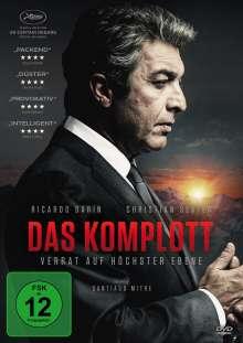 Das Komplott, DVD
