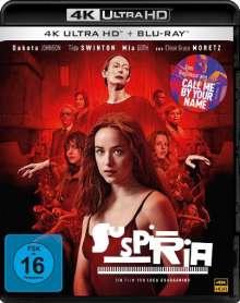 Suspiria (2018) (Ultra HD Blu-ray & Blu-ray), 2 Ultra HD Blu-rays