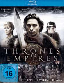 Thrones & Empires (Blu-ray), Blu-ray Disc