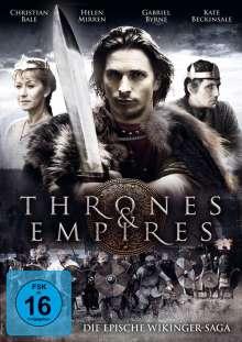 Thrones & Empires, DVD