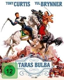Taras Bulba (Blu-ray & DVD im Mediabook), 1 Blu-ray Disc und 1 DVD