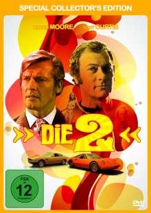 Die Zwei (Komplette Serie) (Collector's Edition), 9 DVDs