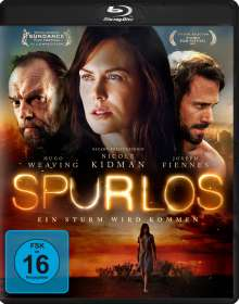 Spurlos (2015) (Blu-ray), Blu-ray Disc