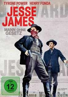 Jesse James - Mann ohne Gesetz, DVD