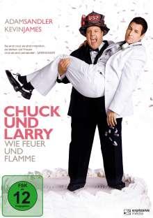Chuck und Larry - Wie Feuer und Flamme, DVD