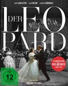 Der Leopard (Blu-ray), Blu-ray Disc