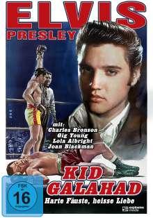 Kid Galahad (1962), DVD